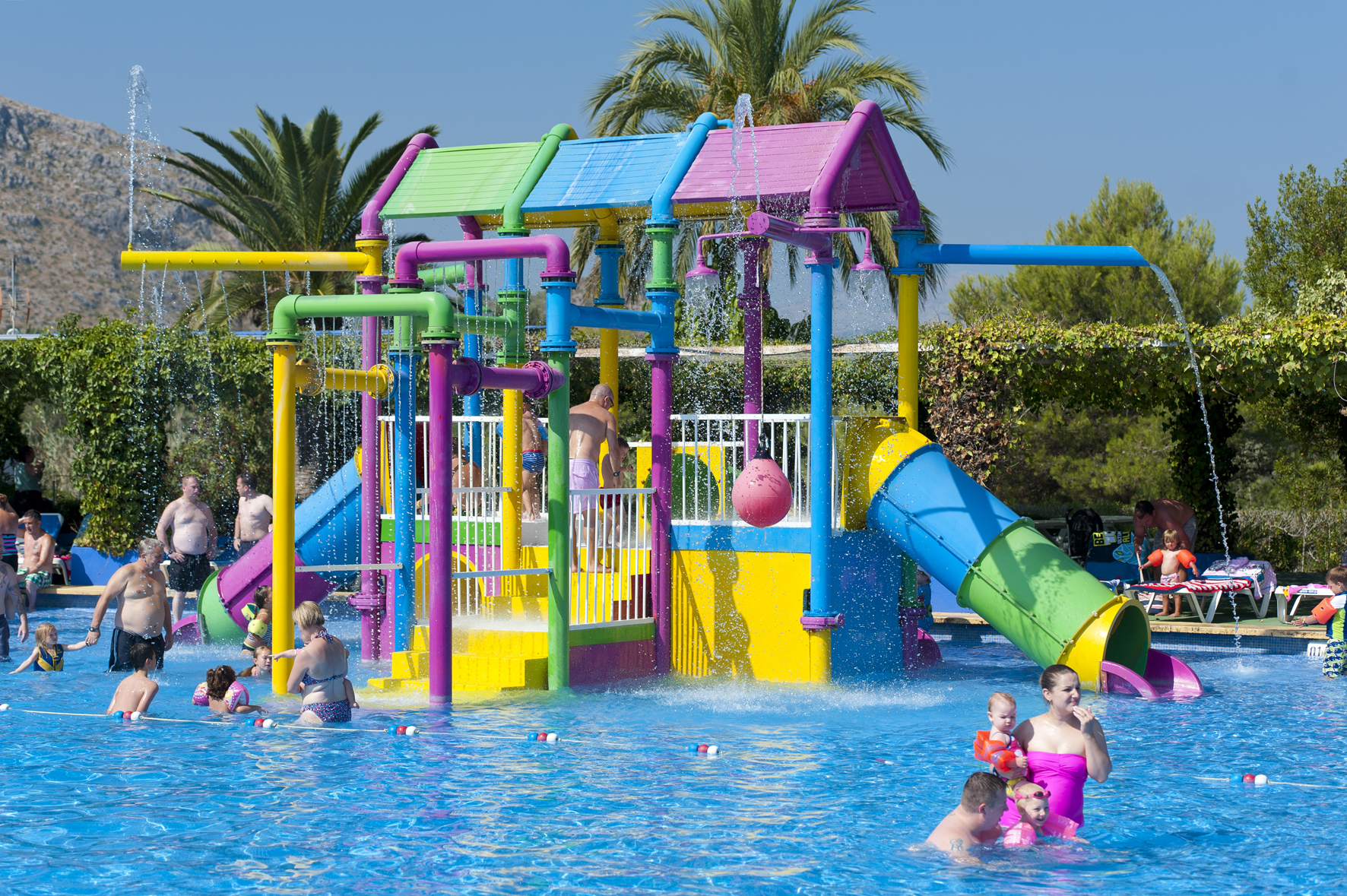 Hotels With Waterslides In Majorca Newatvs Info