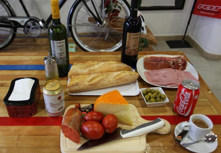 cycling planet food