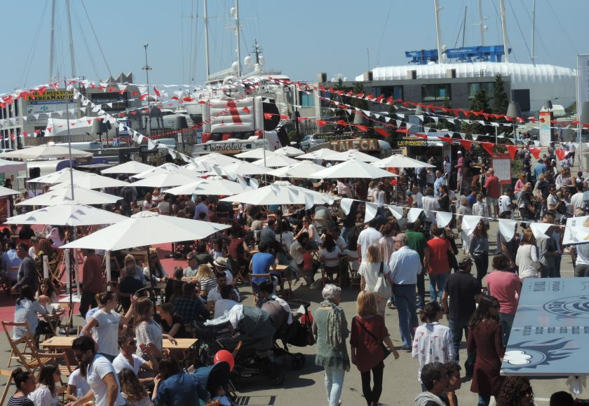 port adriano street food festival