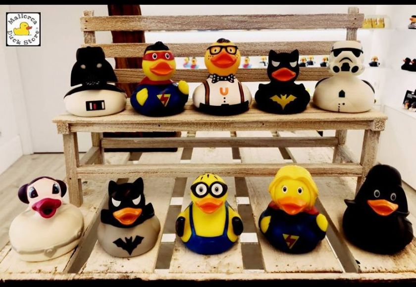 geek duck day