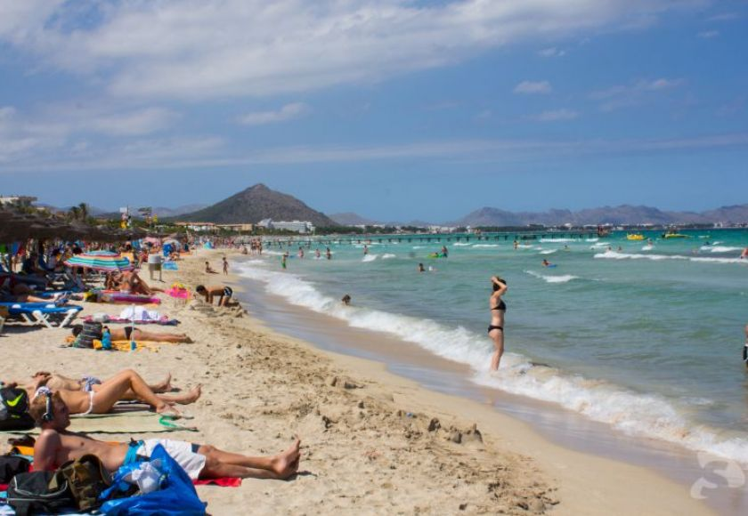 Last Year The Magnificent Beach Of Mallorca S Playa De Muro Resort Was Voted Third Best In All Spain By Users Tripadvisor