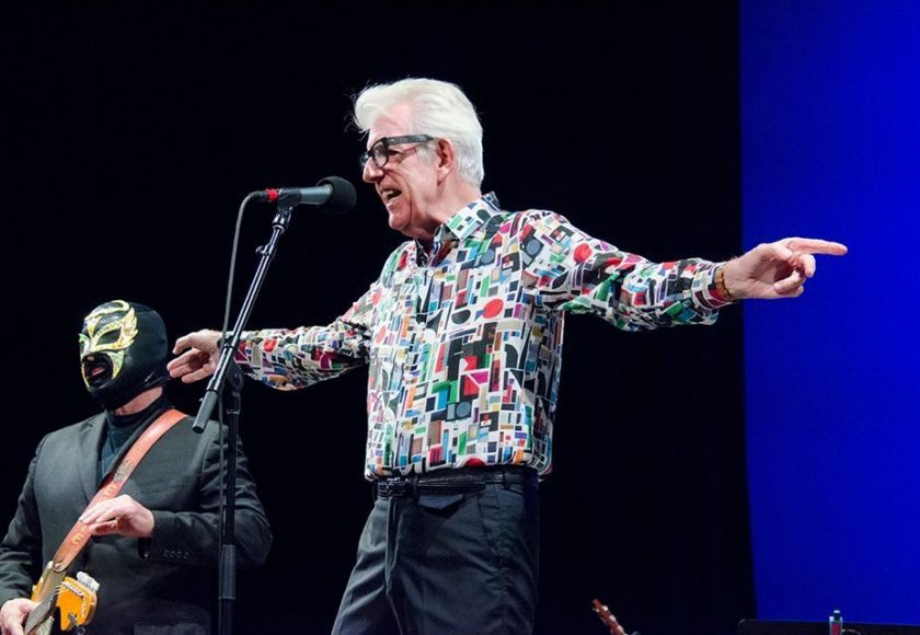 nick lowe in concert