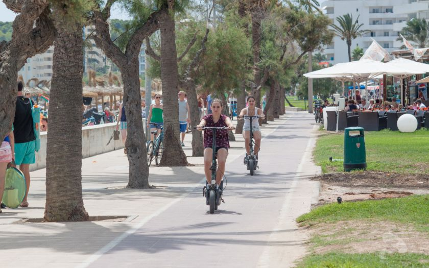 Cala Millor electric scooters