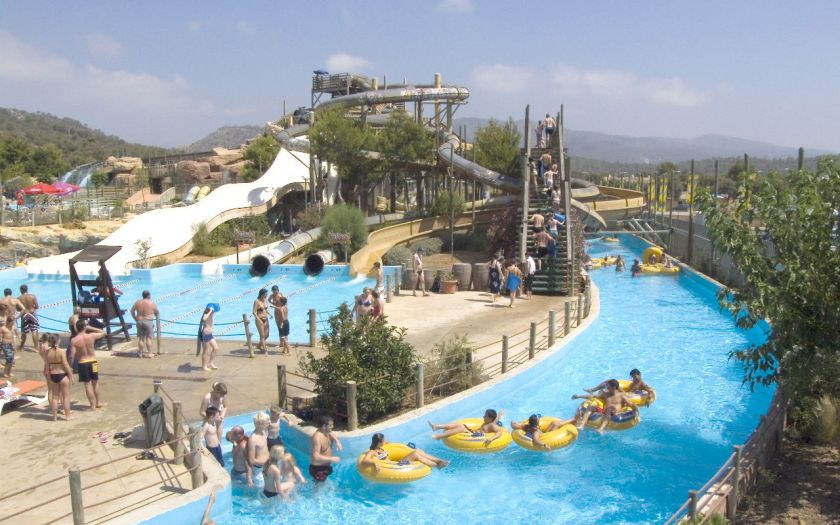 S'Arenal Water park