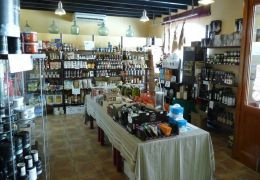mallorcan products at sa cisterna, alcudia