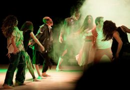 moonwalking musical in palma
