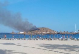 fire on sa porrassa, magaluf