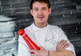 marcel ress, winner of top chef