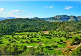 son termens golf course, mallorca