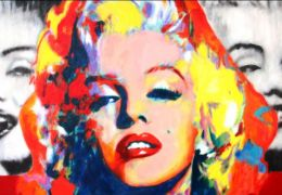 james francis gill - marylin monroe