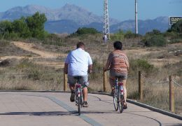 mallorca cyclo tourists