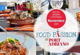 food passion at port adriano