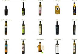 mallorca olive oil bottles