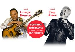 george benson and tom jones