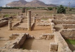 roman houses in pollentia