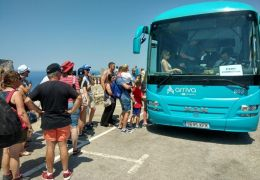 formentor shuttle bus