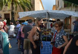 san lorenzo thursday gastro market