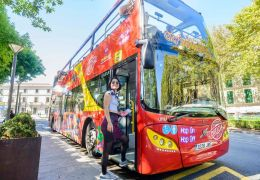 CitySightSeeing open top tours