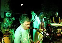 Palma Groove Project live