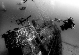 wreck of the Andrea Ferrara