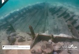 Roman shipwreck discovered