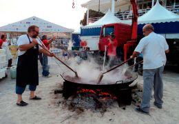 Cala Ratjada fresh fish weekend