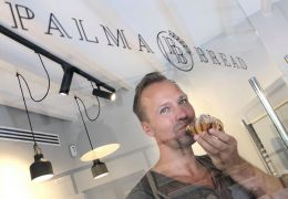Palma bread, swedish bakery